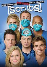 Scrubs: The Complete Ninth  Final Season (DVD, 2010, 2-Disc Set)
