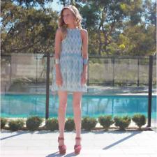 PIPER LANE - Prisms Knee Dress (89518P - Prism Print) *BNWT*