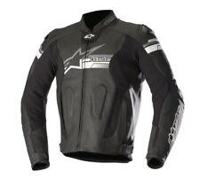 New Alpinestars Fuji Leather Jacket - Mens Motorcycle Motorbike Track Jacket