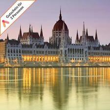 Kurzurlaub Budapest 3 Tage 4 Sterne Hotel Radisson Blu 2 Personen mit 1 Dinner