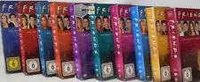 Friends - je ein DVD Bundle auswählen - Staffel 1 2 3 4 5 6 7 8 9 10 - Kult