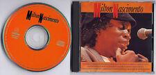 MILTON NASCIMENTO s/t 1994 Brazilian 14trk CD Som Livre