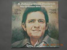 "JOHNNY CASH PORTRAIT  -  12"" Vinyl Stereo"