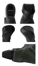 For Mercedes CLK W208 97-03 Manual Gear Knob + Gear Stick Gaiter Leather