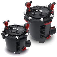 FLUVAL FX6 FX4 EXTERNAL POWER FILTER INCLUDING MEDIA CANISTER FISH TANK AQUARIUM
