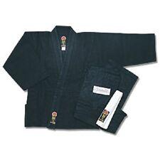ProForce Judo Jiu Jitsu Uniform Gi - Child Youth and Adult Sizes - Black