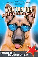 Won Ton Ton, The Dog Who Saved Hollywood Dvd 1976 New Bruce Dern Madeline Kahn
