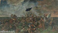 The Battle of San Jacinto (1898) by Henry Arthur McArdle Giclee Canvas Print