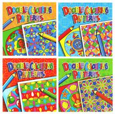 Garabato Libros De Colorear 80 Artístico DISEÑO POR 21cm x Book wf-4040