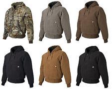 DRI DUCK Mens S-3XL 4XL 5XL 6XL, TALL Boulder Cloth Work Jacket Quilt Lined 5020