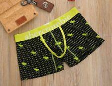 Mens Underwear Boxers Briefs - BLACK - FAST SHIPPING!!! SIZE M