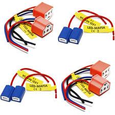 LAMPENFASSUNG - Fassung Stecker Kabel H1 H3 H4 Birne Lampe Keramik hitzebestand