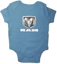 Dodge ram baby tee infant one piece newborn t-shirt Dodge shirt for baby