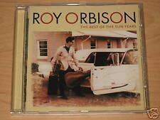 ROY ORBISON/THE BEST OF THE SUN YEARS/ CD ALBUM