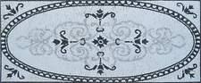 Tulia Mosaic Rug - Decorative Mosaic Wall Art Rugs Mosaic Tile