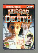 Mirror of Death (DVD) Julie Merill, Janet Rasak, Hohn Reno, Troma DVD! NEW!