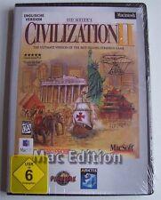 Mac: Sid Meier 's Civilization 2-inglés * nuevo *