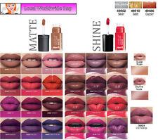 Avon mark. Liquid Lip Lacquer Lipstick // Various Matte & Shine Gloss (RRP £8)