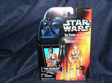 Star Wars Action Figure -- Luke Skywalker -- X-Wing Pilot -- Long Sabre