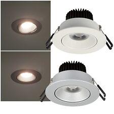 LED Decken-Einbauleuchte 200lm EEK: A 12V 4W warmweiß Einbaustrahler Spot