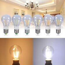Vintage LED Edison Bulb E27 E14 3W 4W 6W LED COB Filament Light Retro 12V Lamps