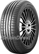 4x Sommerreifen Dunlop Sport BluResponse 195/50 R15 82V MFS