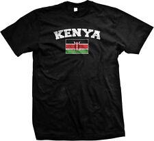 Kenya Republic Of Kenya Nairobi Let Us All Pull Together Mens T-shirt