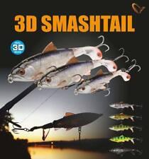 SAVAGE GEAR 3D Smash Tail Minnow 100 135 170mm Smashtail Topwater Bait