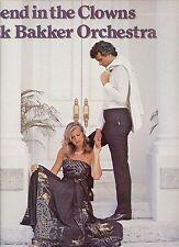 DICK BAKKER ORCHESTRA send in the clowns HOLLAND 1975 EX LP