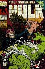 Incredible Hulk # 385 (Dale Keown, Infinity Gauntlet crossover) (Estados Unidos, 1991)