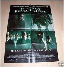 Filmposter A1 Neu Filmplakat Matrix Revolutions ( 3 )