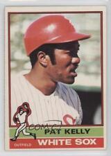 1976 O-Pee-Chee #212 Pat Kelly Chicago White Sox Baseball Card