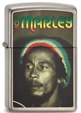 2003480 Briquet Zippo Bob Marley-personnes. gravure possible