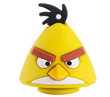 CLE USB 8go RAPIDE EMTEC ANGRY BIRDS YELLOW BIRD / jaune usb stick clef 8gb 8 go