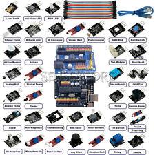 Starter Kit 37 Sensor+UNO R3 PLUS Atmega328P+Nano Micro Shield V3.0  For Arduino