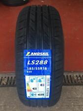 185 55 16 NEW Landsail HIGH MILEAGE Tyres 185/55R16 83V Only 69 dB  - x1 x2 x4
