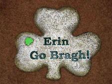 Ering Go Bragh! Irish St. Patrick's Day Stepping Stone
