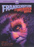 FRANKENSTEIN AND THE MONSTER FROM HELL rare Hammer Horror dvd PETER CUSHING 1973