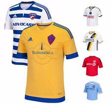 MLS adidas Men's 2016 Replica Climacool Short Sleeve Soccer Jersey