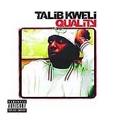 Talib Kweli - Quality (Parental Advisory) (CD 2002)