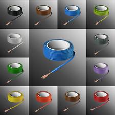 H05V-K LIY 0,5mm² PVC Kabel Litze Schaltlitze Einzelader Verdrahtung flexibel