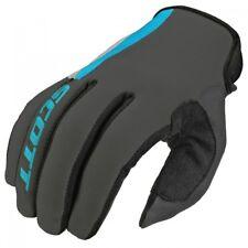 Scott Handschuhe 350 Dirt Glove in grau-blau MX Offroad MTB DH Offroad