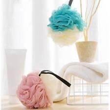 Large Scrubber Sponge Flower Exfoliating Body Brush Puff Bath Shower Mesh Ball