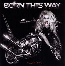 Lady GaGa: Born This Way [2011] | CD