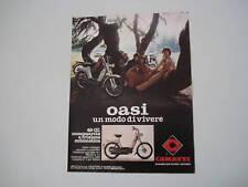 advertising Pubblicità 1978 CIMATTI OASI