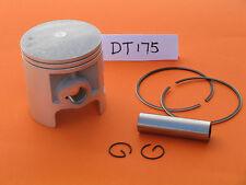 Piston 66mm+0.25 Bore Rings Kit Yamaha DT175 DT 175 YT175 Parts # 2N5-11610-00