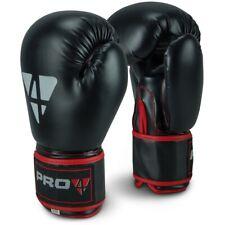 """Pro4 Boxhandschuhe """"Fight"""" 10 12 14 16oz - günstig top smu speed rodney Fitness"""
