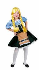 Carnaval kleren kostuum Dirndl Heidi Girl Oktoberfest Girl Costume