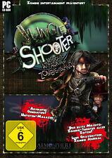 Jungle shooter-mosquito attack from Zombie Island-PC DVD-Box - 2011-nuevo