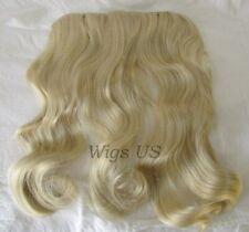 "One Piece Hair Extension 11"" wide X 18 "" long U Choose Color AAP-1760 US Seller"